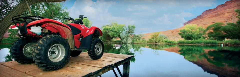 Honda ATV Quad