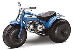 Honda ATV motorenhersteller