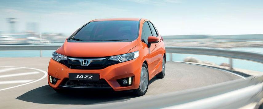 De nieuwe Honda Jazz!