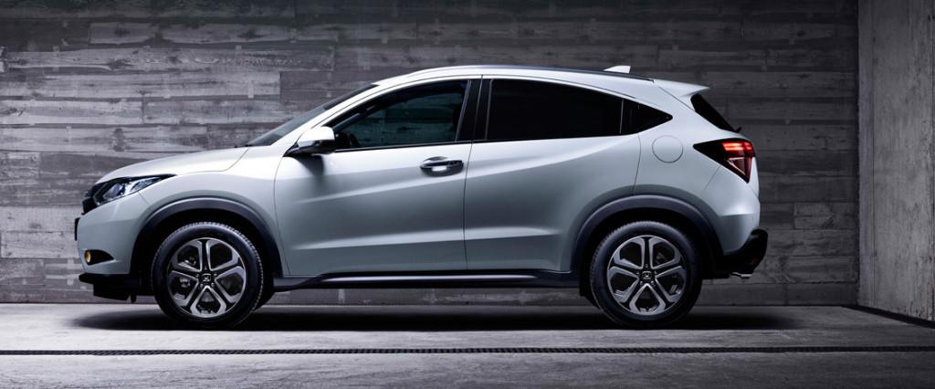 De gloednieuwe Honda HR-V