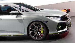 Nieuwe Honda Civic komt eraan, concept car laat design zien