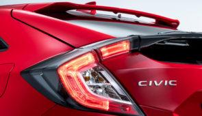 Europese Honda Civic ook als sedan