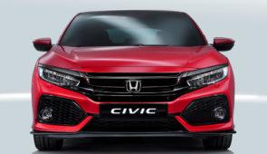 Nu in onze showroom: De Nieuwe Civic!