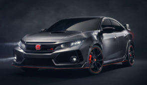 Honda onthult binnenkort gloednieuwe Civic Type-R