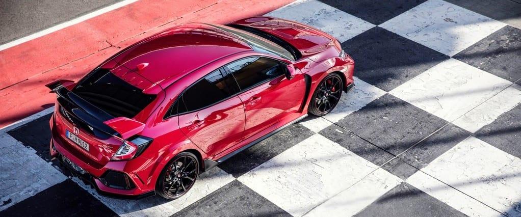Prikkel uw zintuigen. De nieuwe Honda Civic...