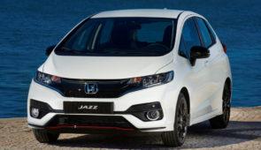 Honda presenteert vernieuwde Jazz nu ook voor Europa