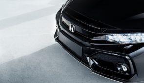 Honda Civic Silver Line