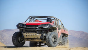 Honda Rugged Open Air Vehicle Concept doet wat het belooft