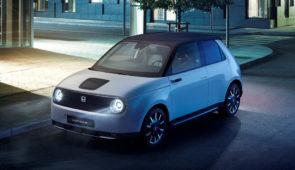 Prijsindicatie Honda e: vanaf ruim 30.000 euro