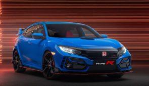 Honda slijpt Civic Type R fijn