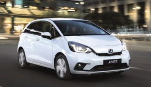 Vanafprijs nieuwe Honda Jazz 24.400 euro