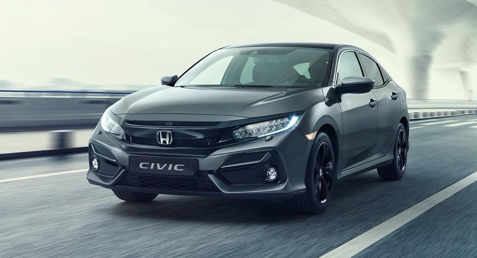 De 10de generatie Honda Civic