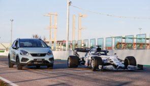 Hybride Honda Jazz-aandrijflijn komt voort uit Formule 1