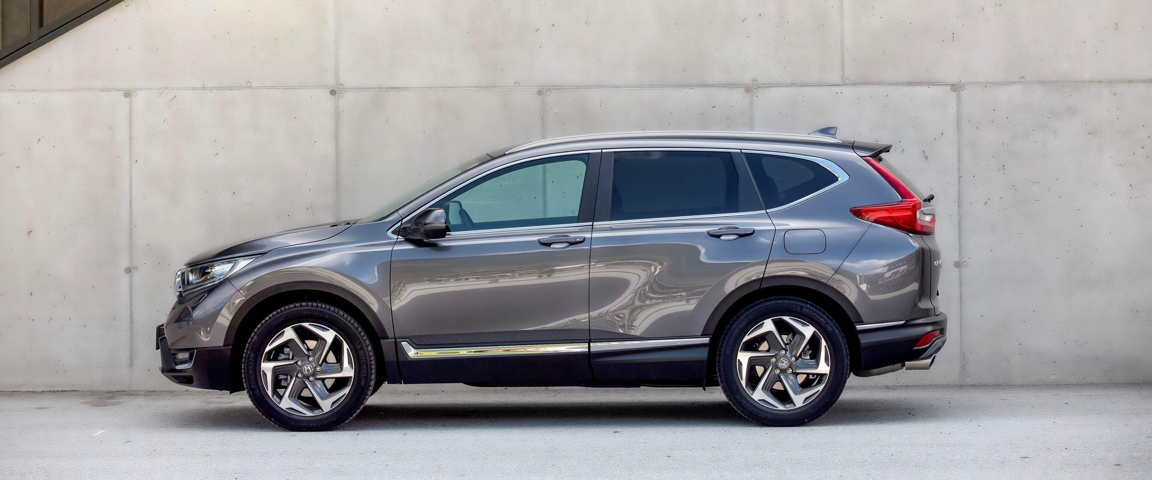 De wereldberoemde Honda CR-V