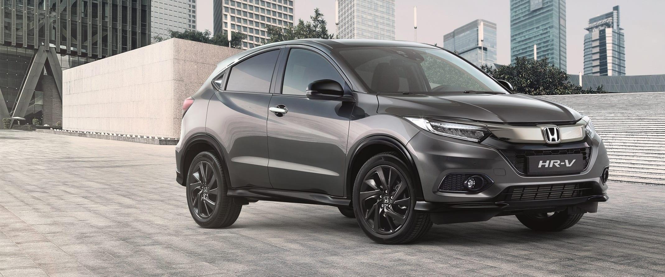 De stijlvolle veelzijdige Honda HR-V