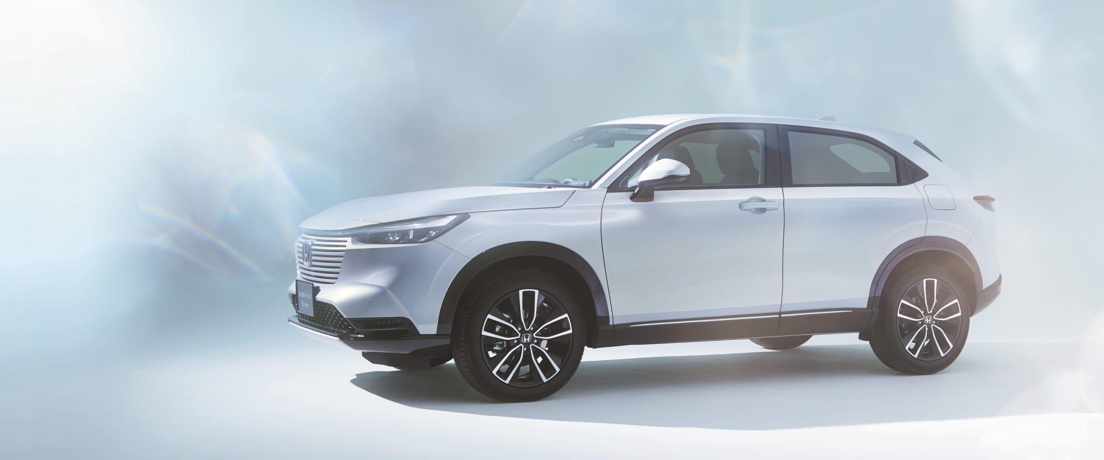 Nieuwe Honda HR-V standaard als hybride