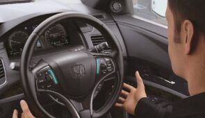 Honda Sensing Elite biedt autonoom rijden